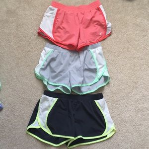 Old Navy running shorts bundle